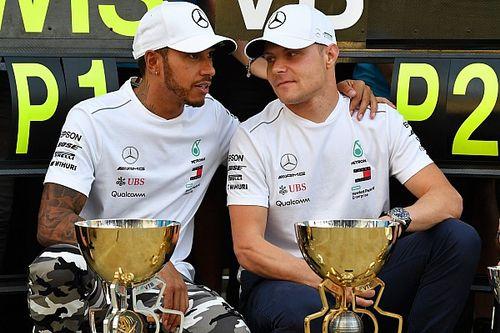 Bottas: Azon gondolkodtam, hogy felhívom a Mercedest, és megmondom, hogy ennyi volt…