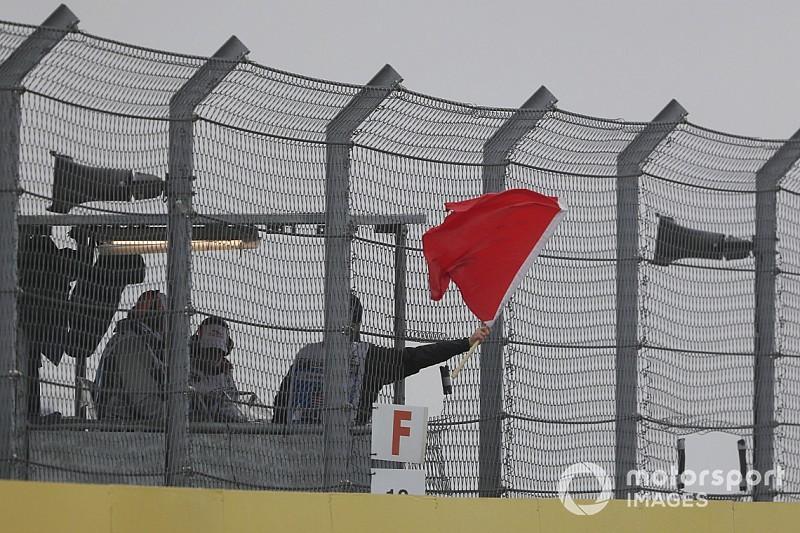 Vettel dice que las normas de bandera roja son