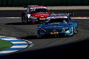 Hockenheim DTM: Paffett crowned champion as Rast wins finale