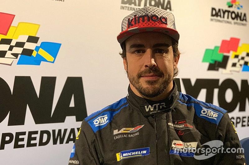 Alonso: 2. Rolex 24 Saat mücadelemde kazanmak istiyorum