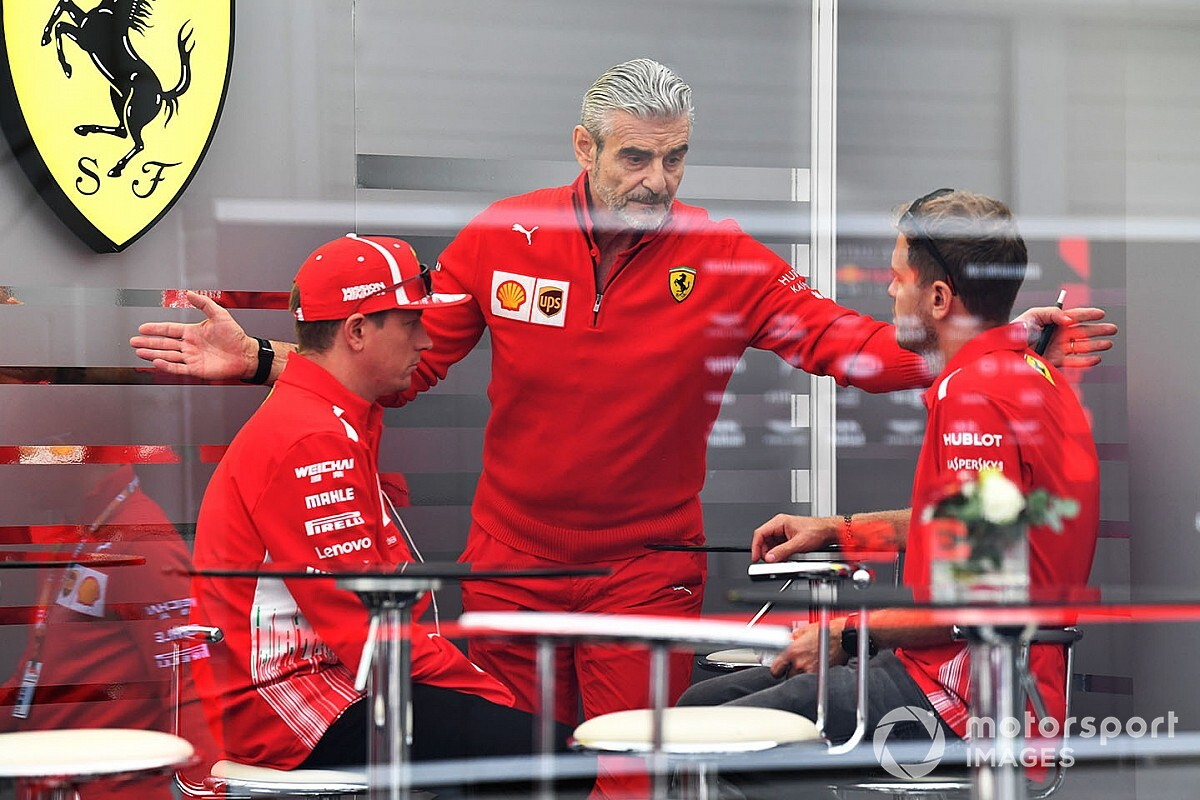 Maurizio Arrivabene: Ich habe Kimi Räikkönen gefeuert!
