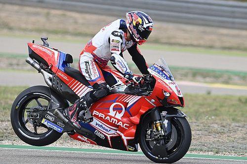 Zarco na GP van San Marino onder het mes voor opgepompte arm