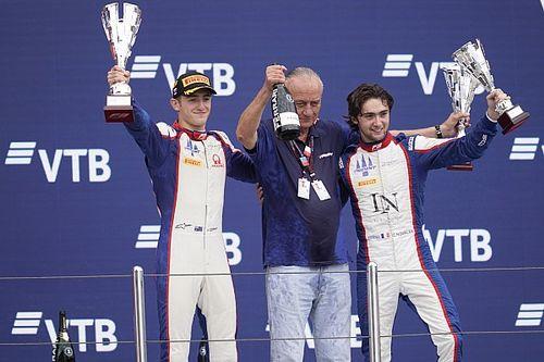 F3: Doohan vence corrida final de 2021 e Trident conquista título de equipes; Collet abandona