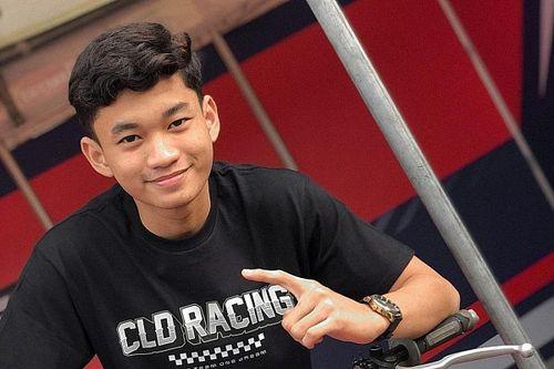 Fadillah Aditama Terpilih karena Punya Potensi di Rookies Cup 2022