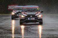Volkswagen Ameo: Jhabakh, Sonawane win on rain-hit Sunday
