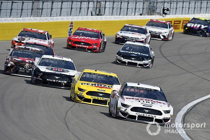 ¿Penske ya es el favorito al título de la Copa en NASCAR?