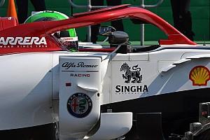 Giovinazzit a padlólemez sérülése hátráltatta az Ausztrál GP-n