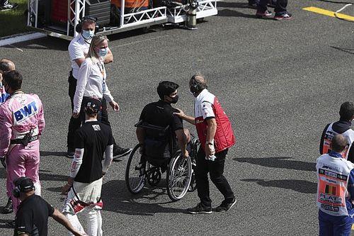 Correa nem zárja ki, hogy később amputálni kell a lábát