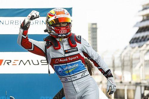 """Frijns weer succesvol in DTM: """"Deze zege voelt anders dan in Assen"""""""