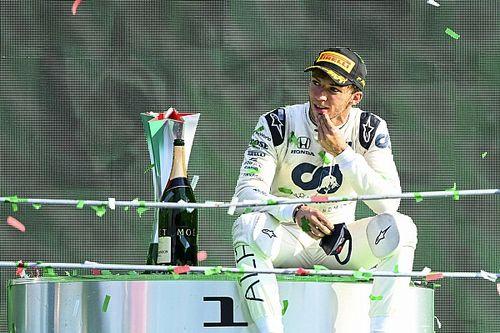 """F1-toekomst Gasly nog ongewis: """"Het is nog behoorlijk vroeg"""""""