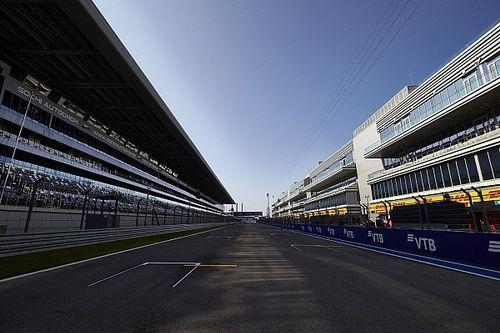 Volledige uitslag tweede training F1 Grand Prix van Rusland