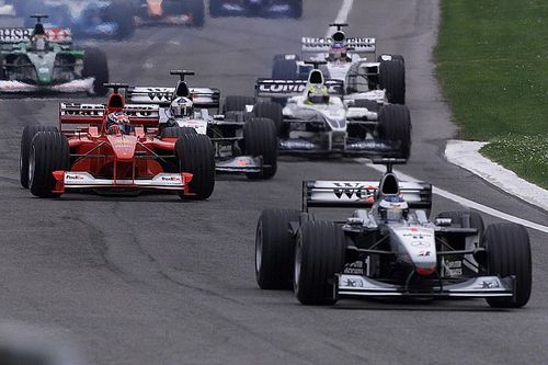 "Remember when: F1 was ""like qualifying from start to finish"""