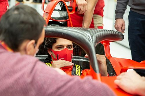 "Sainz found suggestions of Ferrari regret ""annoying"""