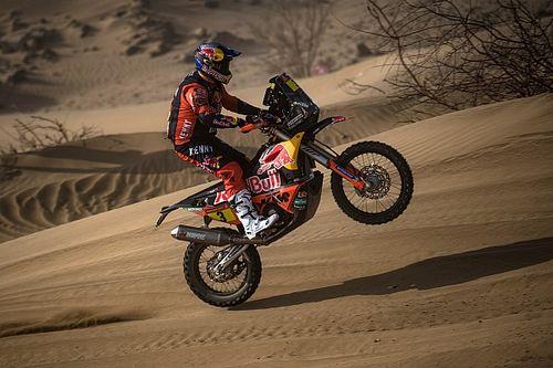 Price nog minimaal twee jaar met KTM naar Dakar Rally