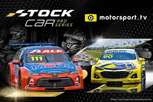 A brazil Stock Car Pro Series 2021-es szezonját is követhetitek a Motorsport.tv-n
