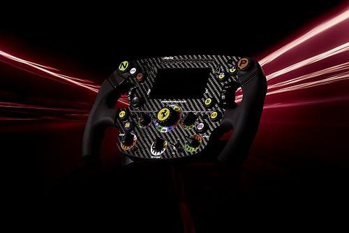 Thrustmaster launches Ferrari F1 replica wheel for Esports