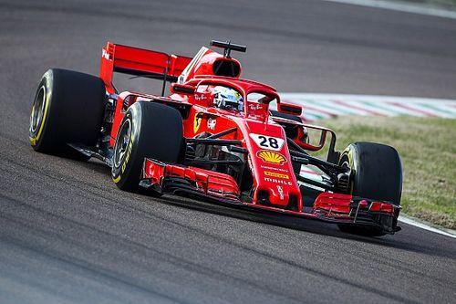 Giuliano Alesi y por qué prueba un F1 si está fuera de la Ferrari Driver Academy