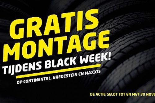 Bekijk de Black Week-actie van Euromaster: tot €104,- voordeel!