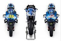 Suzuki presenta su MotoGP 2021