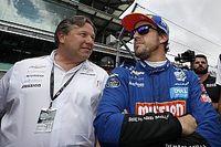 McLaren ya tiene resuelto el viaje de Alonso a Indy 500