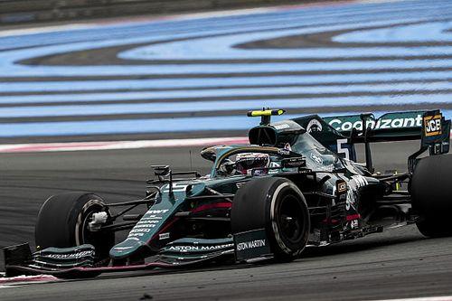 """Aston Martin F1: """"Hemos callado bocas en Francia"""""""