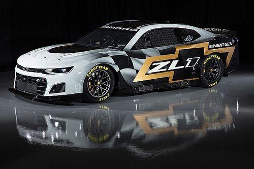 NASCAR presenta los tres coches que correrán en Gen7