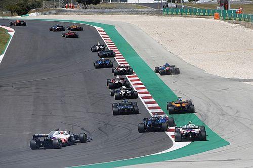 F1 deve formar grupo de trabalho para analisar limites de pista