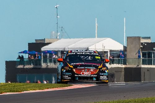 Full Supercars Tailem Bend schedule