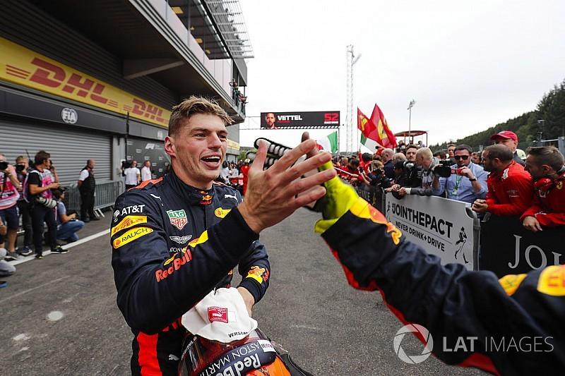 Verstappen reconoce que era imposible luchar contra Vettel o Hamilton