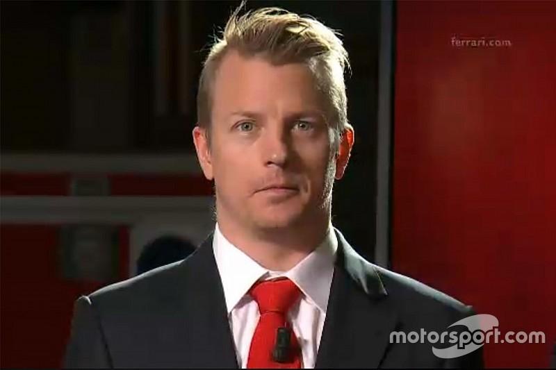 """""""Luchar por el campeonato"""", dice Räikkönen"""