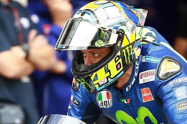 MotoGP Breaking news Rossi will try to ride at Aragon