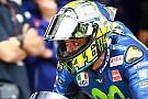 MotoGP Rossi boekt vooruitgang in tweede test