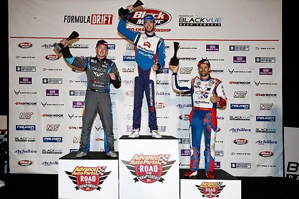 Formula Drift Formula DRIFT Round 3: Road to the championship results