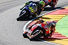 34 a 33: Compare carreiras de Márquez e Rossi na Honda