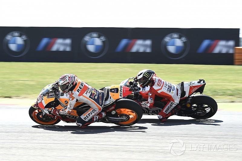 Marquez: Lorenzo, Honda'ya Ducati'den daha kolay alışacak