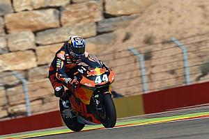 Moto2 Qualifying report Moto2 Aragon: Drama warnai pole kedua Oliveira