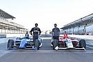 IndyCar Fotogallery: l'esordio in pista dell'aerokit 2018 IndyCar