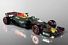 VIDEO 3D: Konsep mobil Aston Martin Red Bull Racing untuk F1 2018