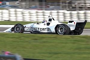 IndyCar Noticias de última hora Dixon considera que el nuevo aerokit de IndyCar será un gran cambio