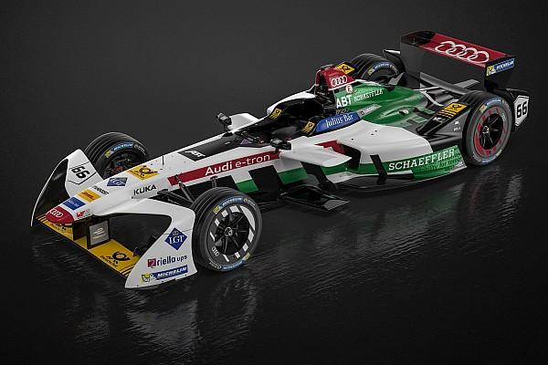 Hivatalosan bemutatkozott az Audi új Formula E gépe: ex-F1-es a csapatfőnök