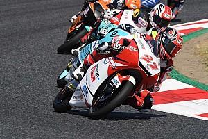 Moto3 レースレポート 【Moto3】鳥羽海渡「3周目から、ブレーキが効きにくくなってしまった」