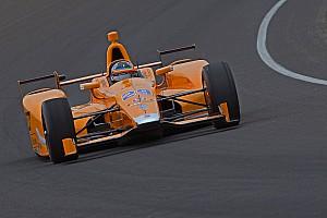 IndyCar Breaking news Mobil Indy 500 milik Alonso akan masuk museum