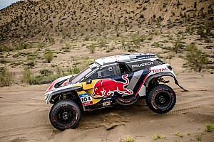 Cross-Country Rally Noticias de última hora El drama golpea a Loeb en el Silk Way Rally