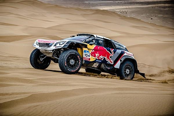 Peugeot Sport al via del Rally del Marocco con Loeb e Sainz