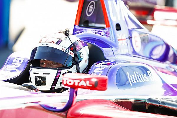 Formula E Noticias de última hora Lynn reemplazará a López en DS Virgin