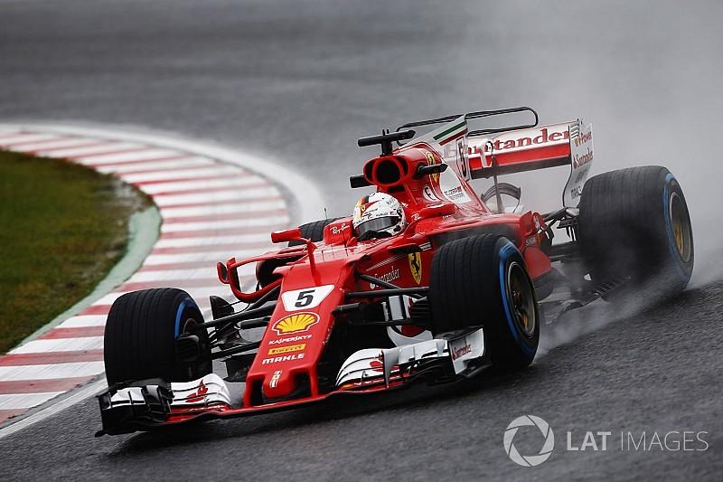 Ferrari застосувала додаткову притискну силу на Гран Прі Японії