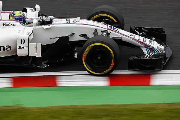 Massa : Pour Williams, ce pourrait être
