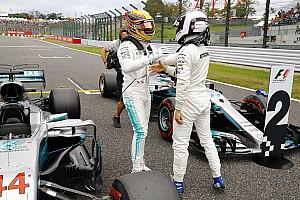Формула 1 Важливі новини Гран Прі Японії: дуелі у кваліфікаціях