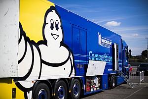 Формула E Новость Michelin продлила соглашение с Формулой E