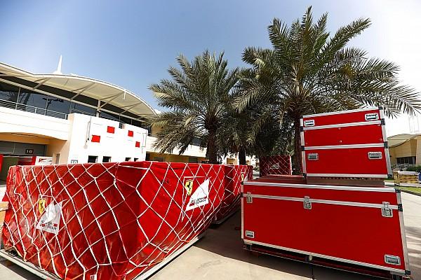 Команди Формули 1 вже відправляють контейнери до Мельбурна